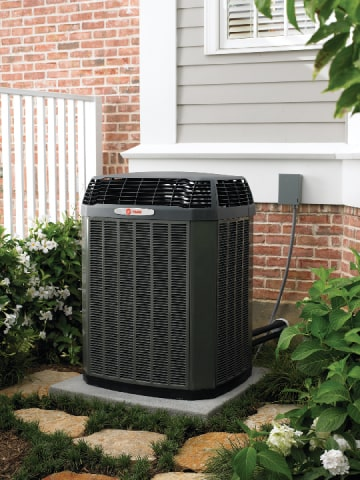 Certified Trane Dealer Cypress - Trane AC Unit